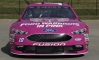 Danica Patrick Fights Breast Cancer in Ford Warriors in Pink Fusion