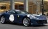 Heritage-Inspired Ferrari 812 Superfast Delivered in UK