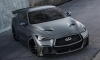 Infiniti Project Black S Prototype Goes Hybrid