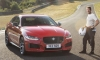 2019 Jaguar XE Visits a Long Forgotten Circuit in France