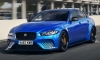 Jaguar XE SV Project 8 Tested at Goodwood Circuit