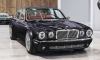 Bespoke Jaguar XJ Greatest Hits for Iron Maiden Drummer