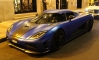 Midnight in Paris with Koenigsegg Agera R