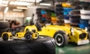 Caterham 620R Immortalized in LEGO Form