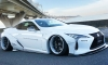 Liberty Walk Lexus LC Wide Body Kit Revealed