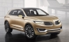 Lincoln MKX Concept Shows up at Beijing Auto Show