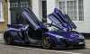 Watch a Purple McLaren P1 Raise Hell in London