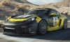 Official: 2019 Porsche 718 Cayman GT4 Clubsport