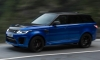 Range Rover Sport SVR Sets Record at Tianmen Road