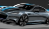 Electric Aston Martin RapidE Confirmed for 2019 Production