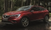 Renault Arkana Coupe Crossover Officially Unveiled