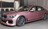 Rose Quartz BMW 750Li Is a Sight to Behold!