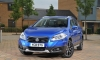 Suzuki SX4 S-Cross Gets 5-Star EuroNCAP Safety Rating