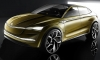 Skoda Vision-E Electric Concept Teased for Shanghai Debut
