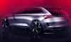 Skoda Vision RS Concept Teased For Paris Motor Show