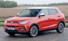 SsangYong Tivoli Ultimate Launches in UK with Extra Kit