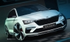 Skoda Vision RS Revealed in Official Sketches