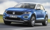 New Volkswagen T-Roc Priced from £20,425 in the UK