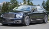 Bentley Mulsanne Gets Mild Upgrades from Mansory and Startech
