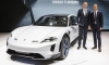 Porsche Mission E Cross Turismo Is the Weirdest Thing in Geneva Right Now!
