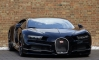 Nocturne Black Bugatti Chiron on Sale at Romans