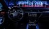Audi e-tron Prototype Interior Pushes