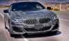 New BMW 8 Series Convertible Official Spy Shots