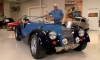 Custom-Built Morgan Plus 8 at Jay Leno's Garage - Video