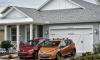 General Motors reveals 2 Chevrolet Bolt based Electric Cars
