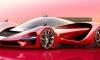 Ferrari P3 Hypercar Rendered as Valkyrie Rival