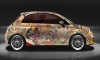 Kama Sutra-Themed Fiat 500 by Garage Italia Customs