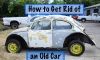 How to Get Rid of Your Old Car: 8 Reliable Ideas