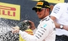 Lewis Hamilton Extends Mercedes Contract till 2018