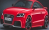 Audi TT RS Plus Unveiled With 360hp