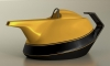 Renault Celebrates 40 Years in F1 with a Yellow Teapot