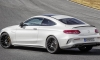 Official: 2017 Mercedes C63 AMG Coupe
