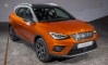 2018 SEAT Arona Crossover Priced from £16,555 in UK