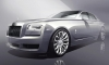 2018 Rolls-Royce Silver Ghost Collection Has Real Silver In it