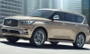 2018 Infiniti QX80 Full-Size SUV Priced from $64,750