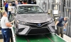 2018 Toyota Camry Production Begins in Kentucky