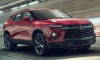 2019 Chevrolet Blazer Unveiled with  Bold Design, Lots of Tech