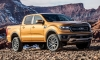 2019 Ford Ranger Revealed with New Looks, More Tech