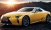 2019 Lexus LC Yellow Edition Brings to Mind the LFA