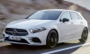 2019 Mercedes A-Class Is a Mini CLS with S-Class Features