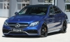 2019 Mercedes-AMG C63 Gets 600 to 800 PS from G-Power