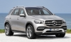 2019 Mercedes GLE - The Great Grandchild of the M-Class