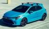 2019 Toyota Corolla Hatchback Set for NY Debut