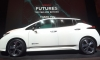 2018 Nissan LEAF Makes European Debut at Futures 3.0 Conference