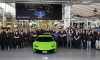 10,000th Lamborghini Huracan Rolls Off Production Line
