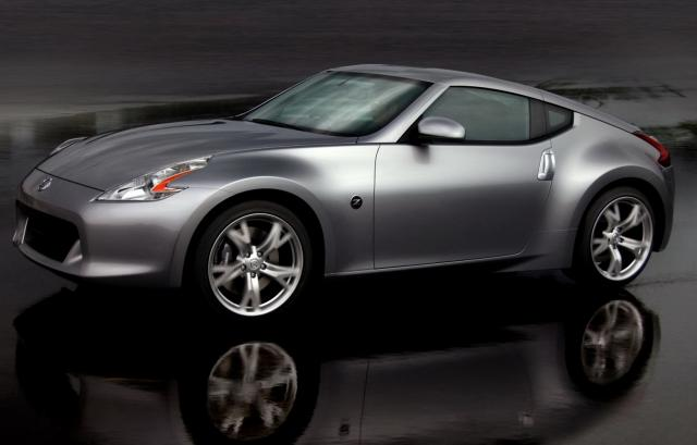 2009 nissan 370z at 2009 Nissan 370Z official pics